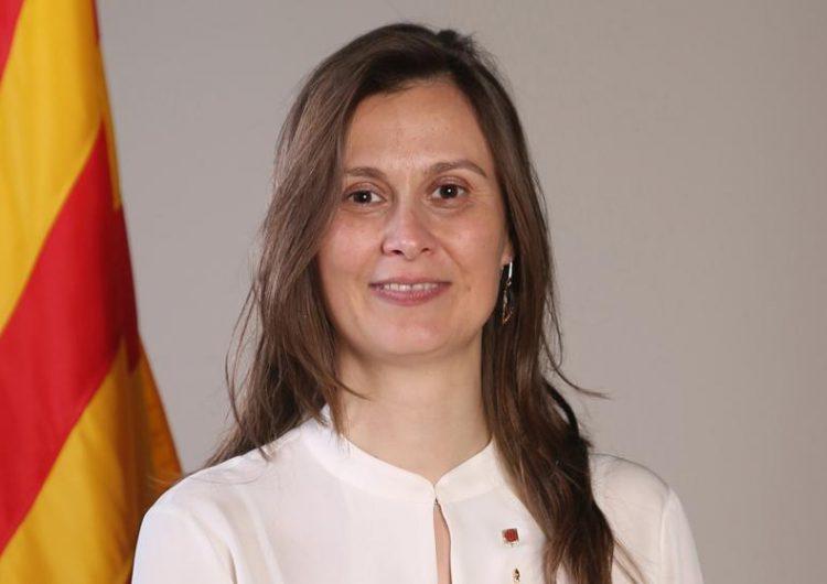 Vallfogona de Balaguer organitza una concentració de suport a la consellera Meritxell Serret