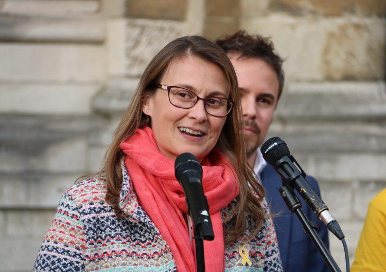 L'exconsellera Meritxell Serret, nova delegada del Govern a Brussel·les