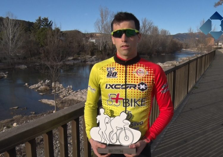 Aleix Sierra, campió de Catalunya de Duatló de Muntanya