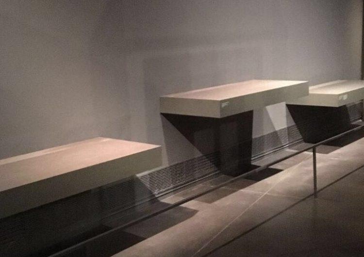 Les obres d'art del Museu de Lleida arriben al Monestir de Vilanova de Sixena