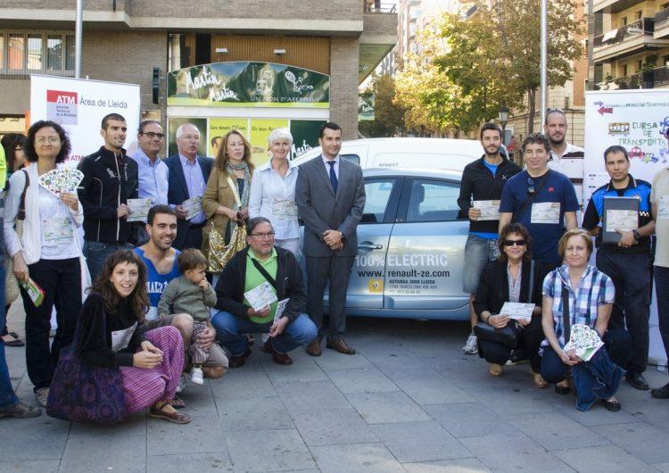 Balaguer participa en la segona cursa de transports de l'Àrea de Lleida