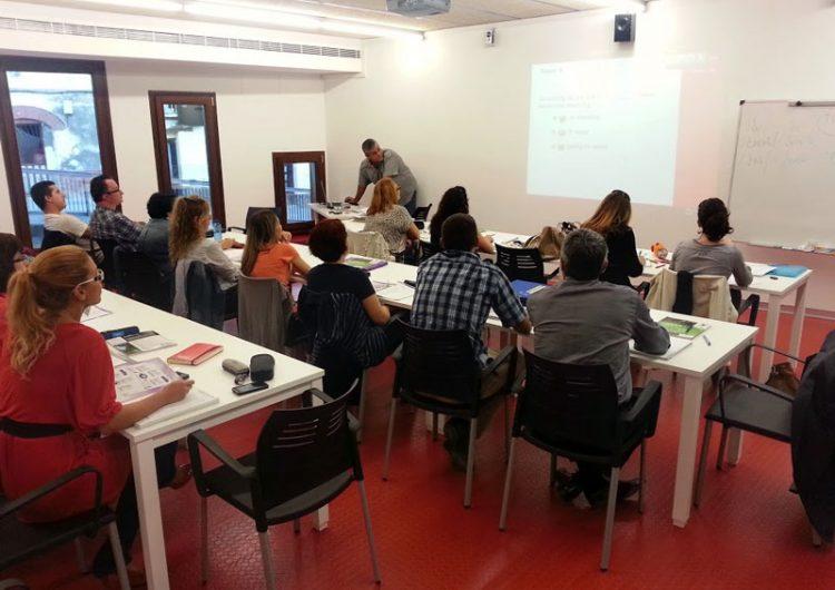 L'Escola Oficial d'Idiomes ofereix per primera vegada a Balaguer cursos intensius d'anglès i francès durant l'estiu