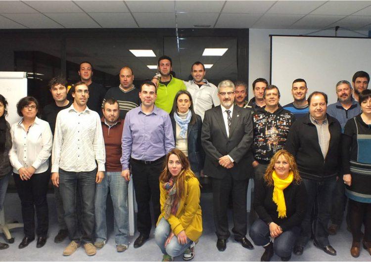Balaguer clou el segon seminari d'empreses innovadores