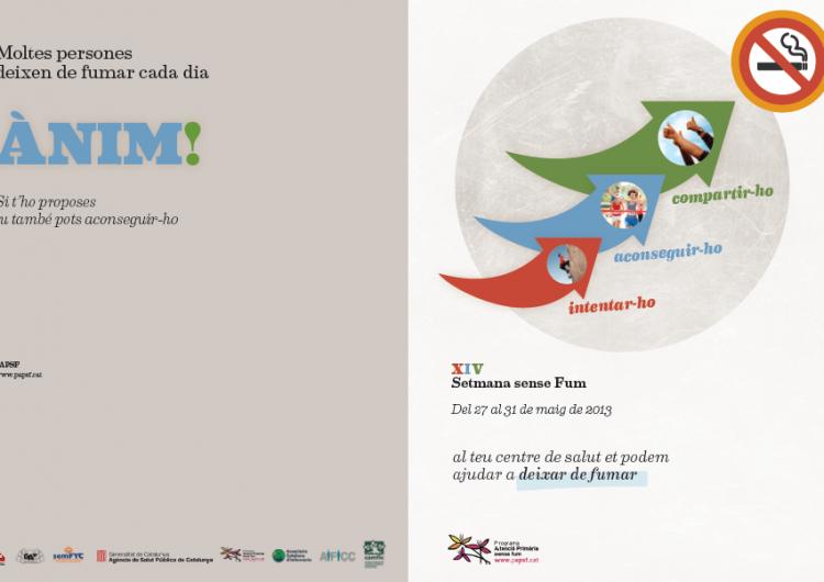 Balaguer celebra la Setmana Sense Fum