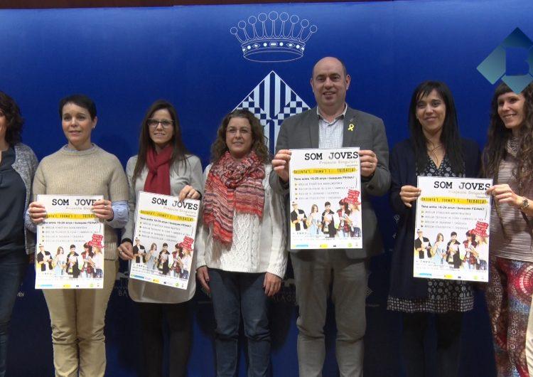 """""""Som Joves"""", nou projecte d'inserció laboral per a joves de l'Ajuntament de Balaguer i l'Associació Reintegra"""