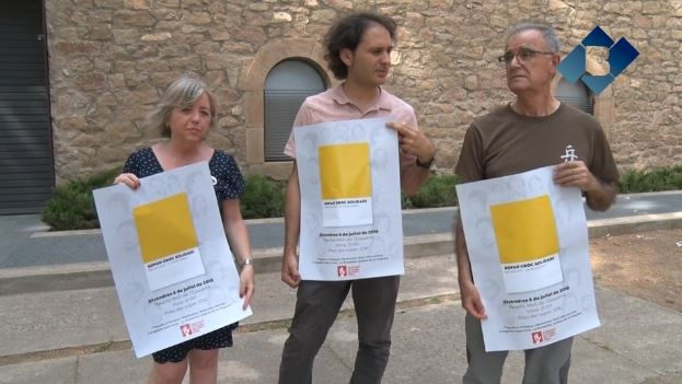 L'ANC Balaguer organitza un Sopar Groc Solidari per al 6 de juliol