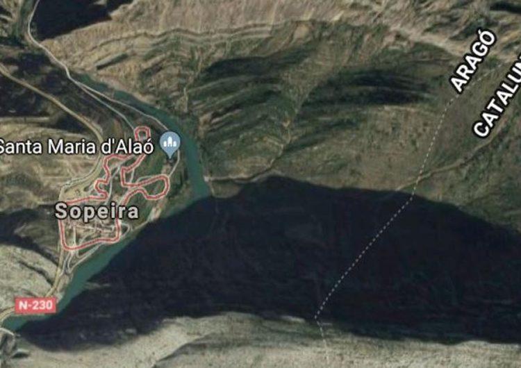 Un terratrèmol de 3,7 graus a Osca es nota a gran part de les comarques de Lleida