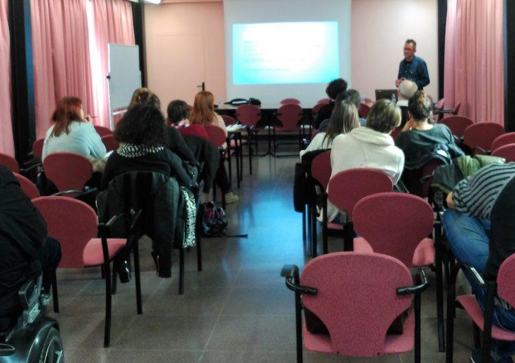 Presentació del Servei d'Informació Mediadora del Col•legi de Treball Social de Lleida