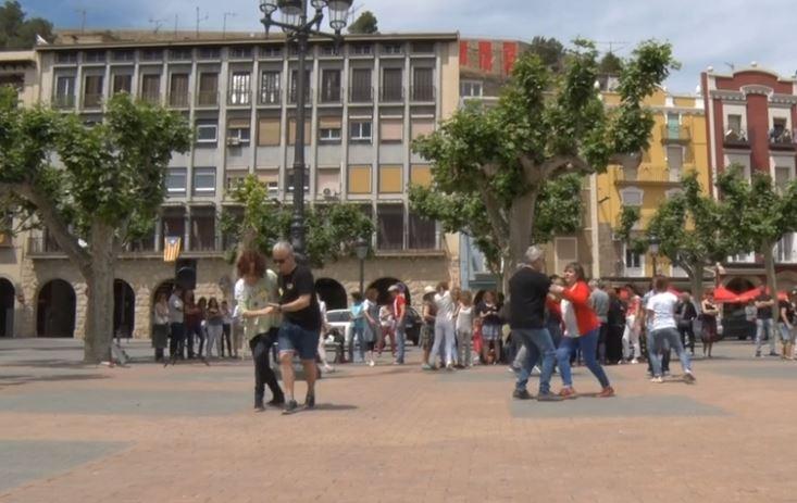 L'Associació Swing Noguera organitza una swing jam aquest divendres al Passeig de l'Estació