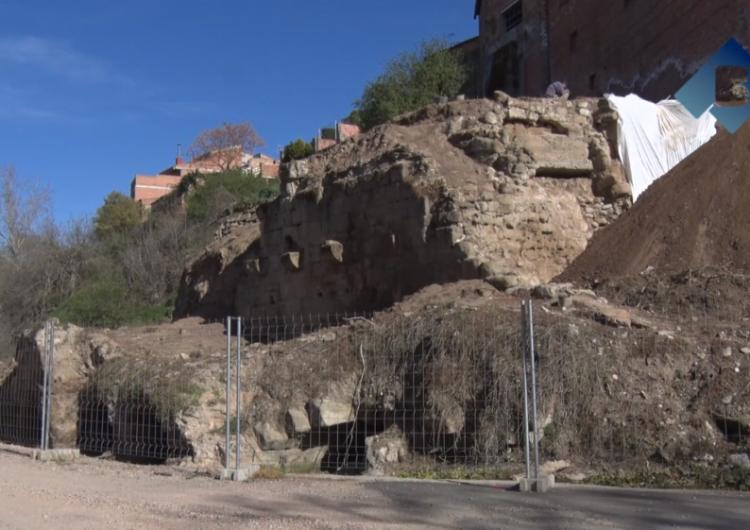 Térmens inicia els treballs de recuperació del molí medieval