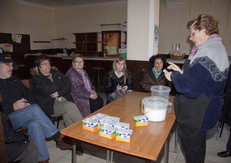 Montgai organitza de nou tallers d'elaboració de sabó artesà