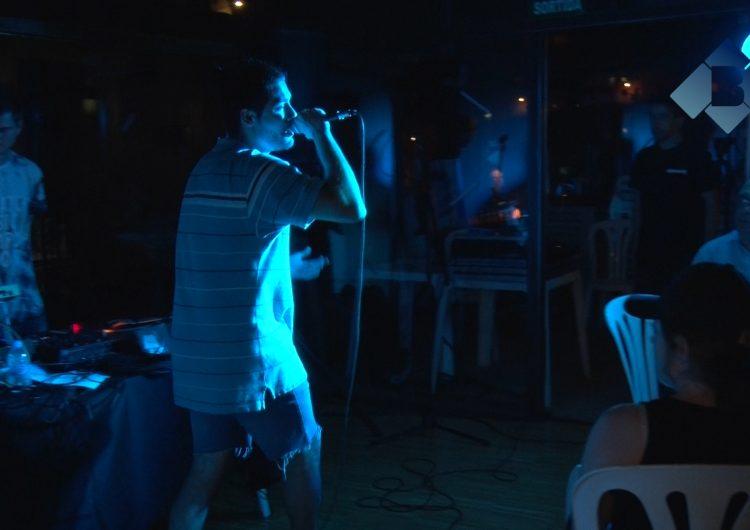 Balaguer tanca el cicle de Música & Tapes a ritme de rap