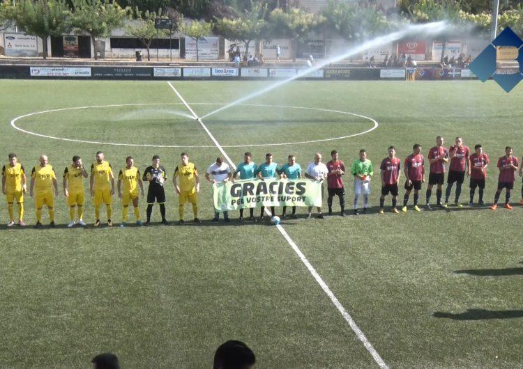 El CF Balaguer inicia la lliga amb un empat contra la UE Tàrrega