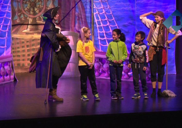 Teatre en anglès per als escolars de Balaguer