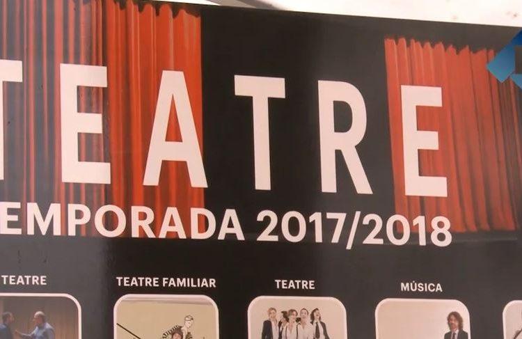 """Balaguer incentiva la cultura amb la campanya """"Aquest Nadal regala teatre"""""""