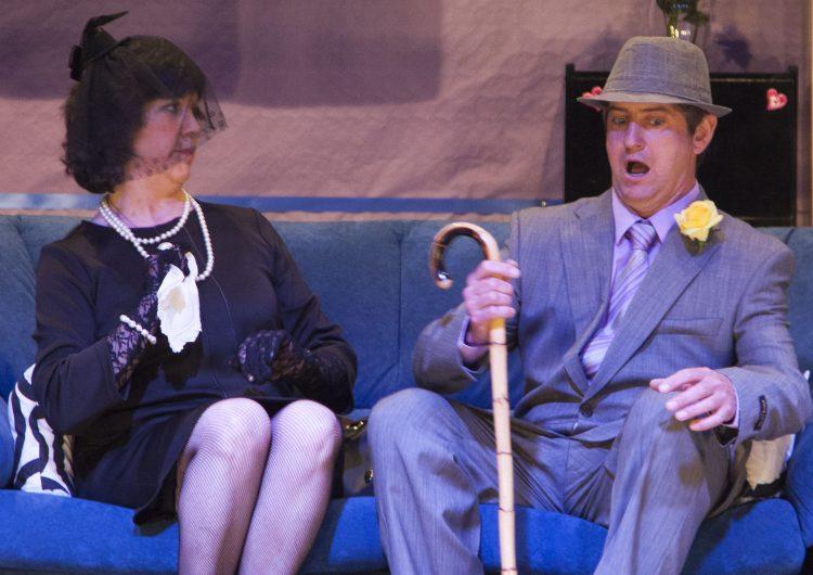 Èxit de públic a l'última sessió de teatre a Montgai