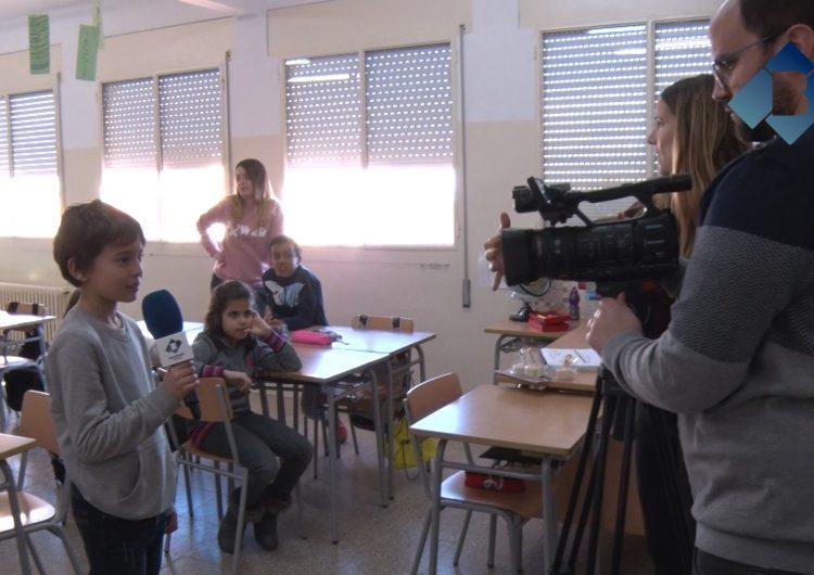L'Escola la Noguera celebra el Dia Mundial de la Pau amb una fira de tallers