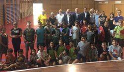 Balaguer acull la cloenda del Programa Tennis Taula a les…