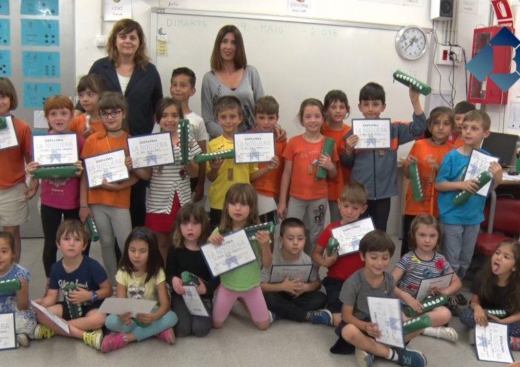 L'Institut Dental la Noguera i el Consell Comarcal porten la campanya de salut bucodental a l'escola de Térmens