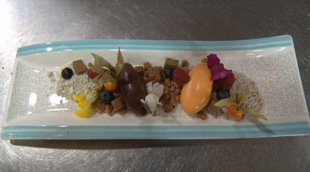 Toc de Xef 151: Jardí mediterrani del Restaurant Tastet del Reng