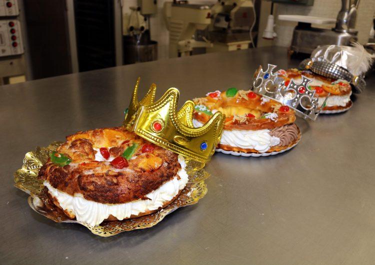 """Els forners i pastissers lleidatans reivindiquen el tortell de reis artesà davant la """"baixa qualitat"""" dels industrials"""