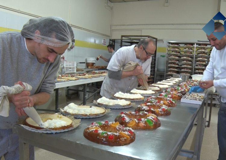 Els forners balaguerins preveuen una bona campanya de tortells de Reis