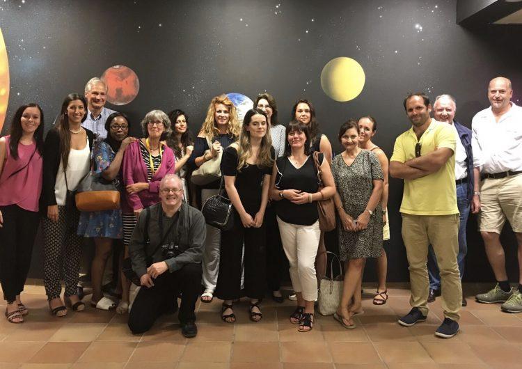 Touroperadors internacionals de visita a la Noguera