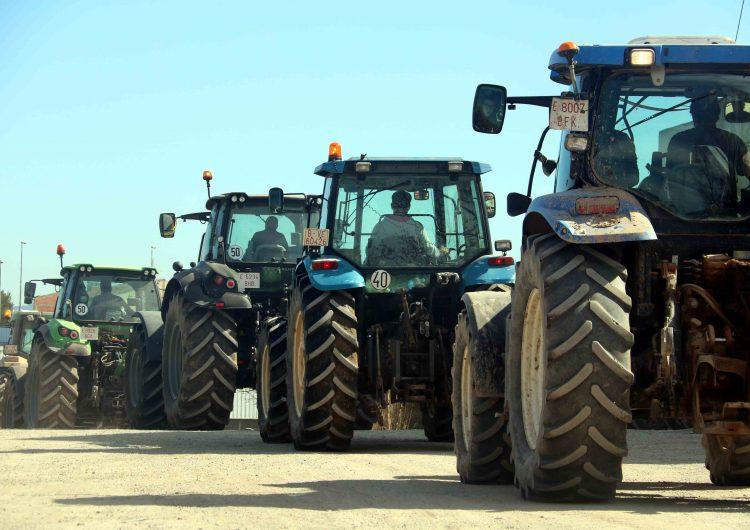 Unió de Pagesos es mobilitza amb tractorades arreu de país per exigir a l'Estat mesures per a la pagesia professional