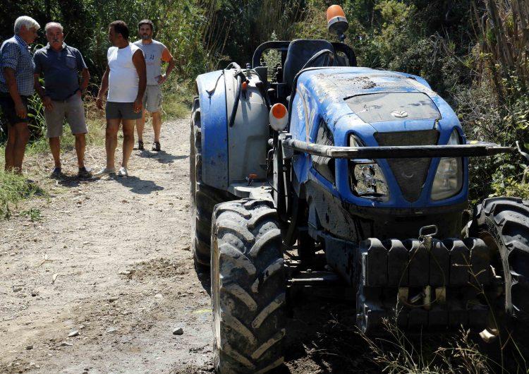 """Els Mossos alerten de l'augment dels accidents mortals amb tractor a Lleida per imprudències """"evitables"""""""