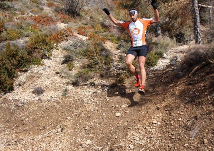 Òscar Monclús i Ariadna Daza, guanyadors de la Trail Vall d'Àger