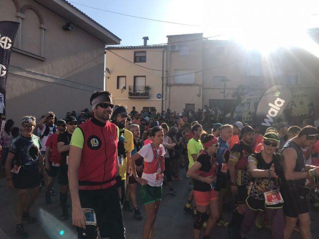 La Trail Montpedró aplega 300 participants a Ivars de Noguera