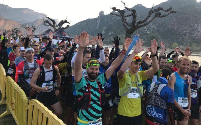 Més de 600 participants a la 9a Trail Montroig-Volta al Pantà