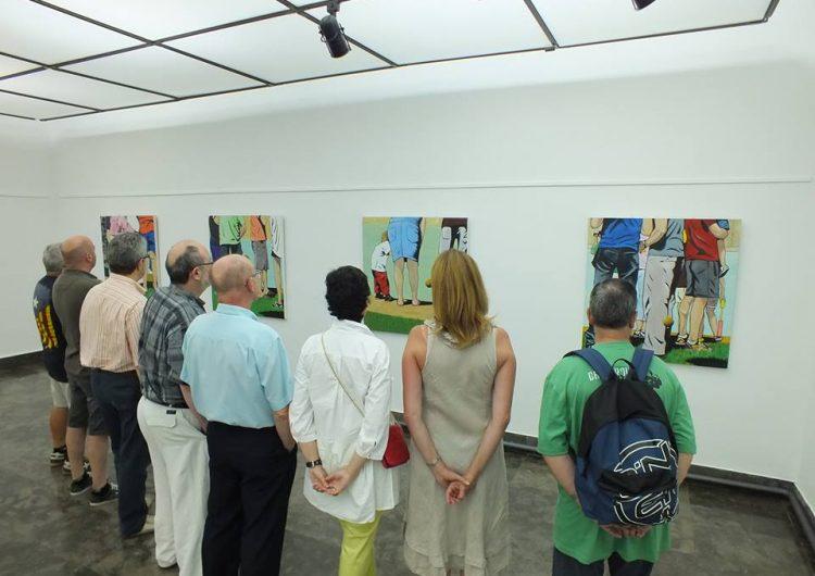 'Transsegre i derivats', de Santapau i Martini, fins al 28 de juliol a la sala d'exposicions de l'Ajuntament de Balaguer