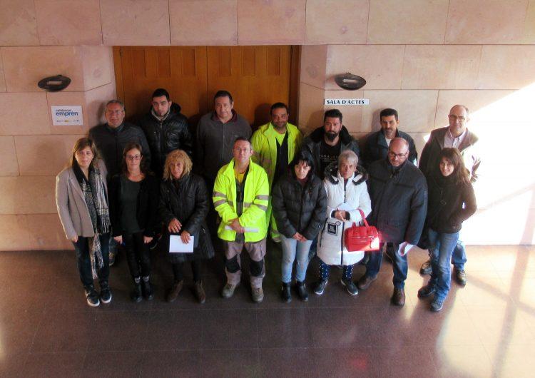 El Consell Comarcal de la Noguera contracta 13 persones en el Programa Treball i Formació