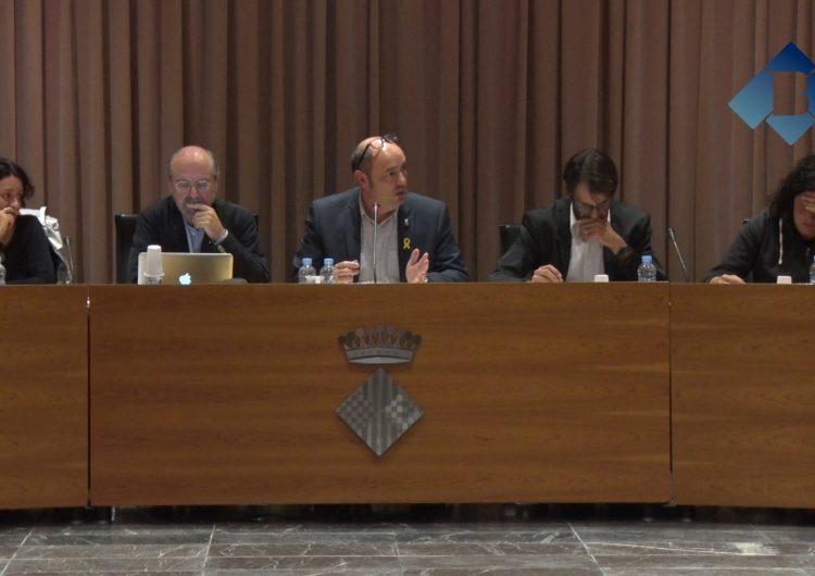 Un any del trencament del pacte de govern entre ERC i el PSC a Balaguer