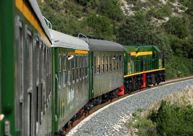 El Tren dels Llacs amplia l'oferta i farà 30 viatges a partir del 14 d'abril