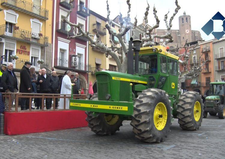 Balaguer celebra la festa dels Tres Tombs