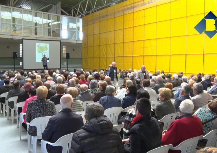 400 persones a la 14a Trobada de la Gent Gran de Térmens
