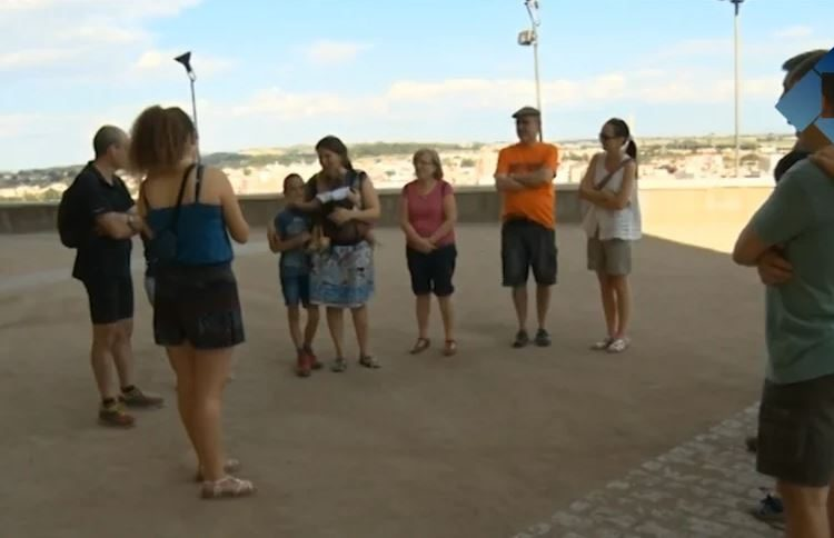 Més de 7.000 turistes visiten Balaguer aquest estiu