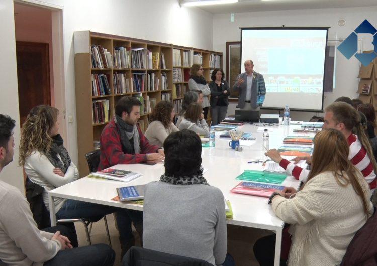 Comença el curs d'accés a la borsa d'informadors turístics de Balaguer