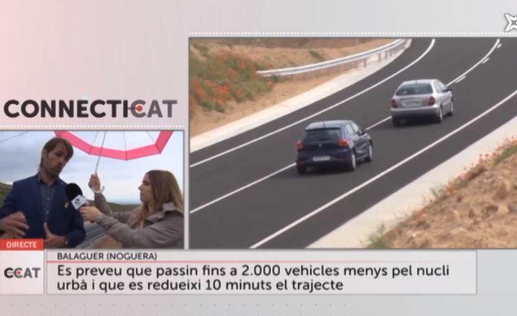 La nova variant de Balaguer, en directe a Connecti.cat
