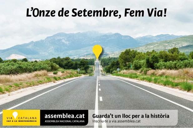 Més de 700 inscrits i 10 autocars a la via catalana a través del Casal Pere III de Balaguer