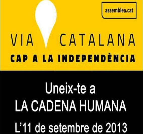 El Casal Pere III ja ha omplert dos autocars per a participar a la Via Catalana