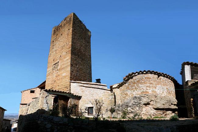 L'església romànica de Vilves recupera les campanes desaparegudes per la Guerra Civil