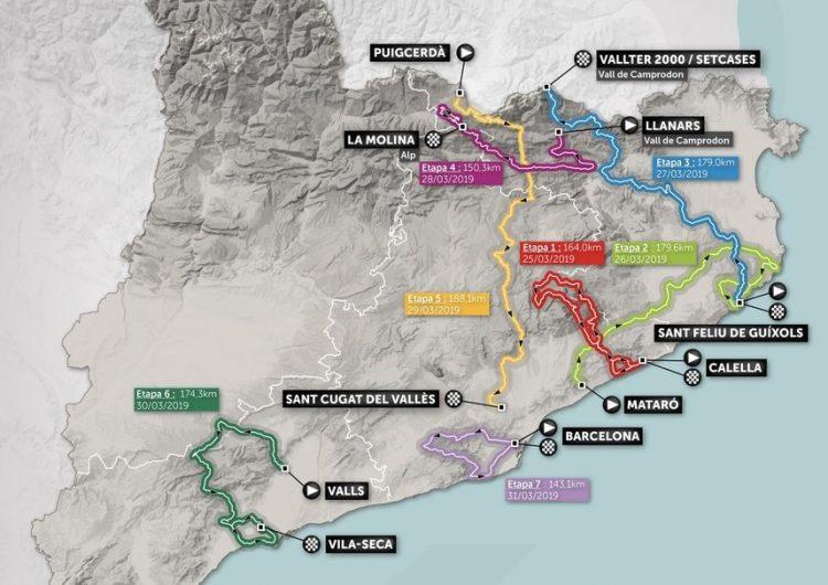 Denuncien que la 99a Volta Ciclista a Catalunya no passi per Lleida