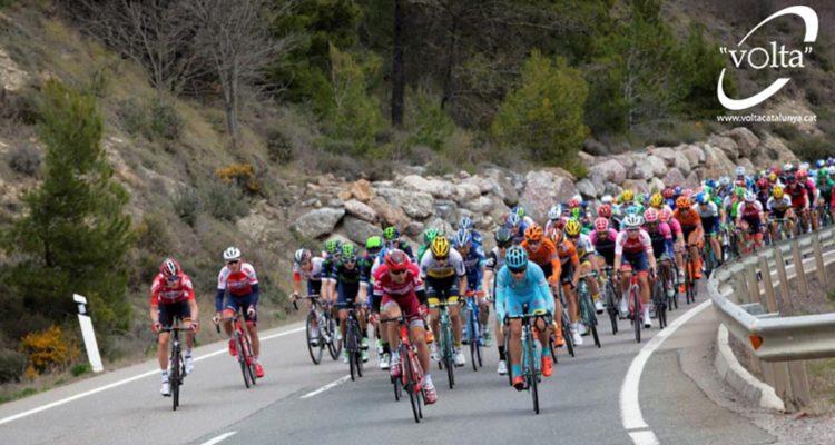 La Volta Ciclista a Catalunya passarà aquest dissabte cap a les 16h per Balaguer