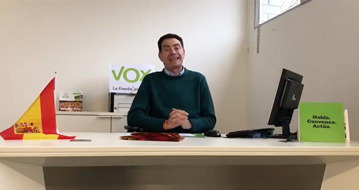 Detingut el líder de Vox a Lleida per presumpte delicte d'abusos sexuals que podrien incloure menors
