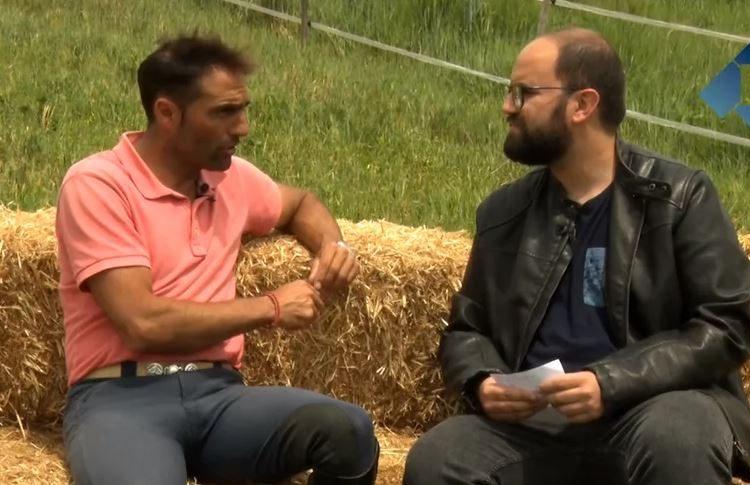 XERRAMECA amb el genet Albert Hermoso, campió d'Espanya de Concurs Complet
