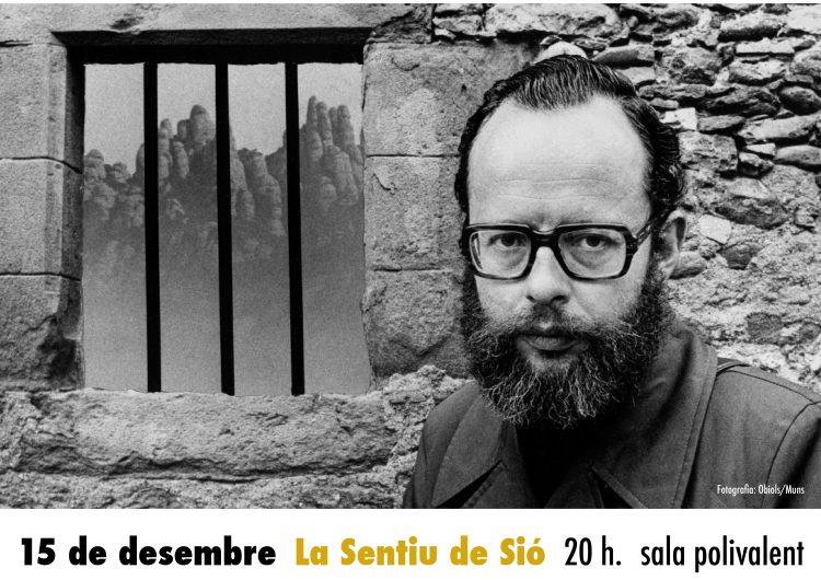 """""""La desobediència no violenta de Xirinacs"""" a La Sentiu de Sió"""