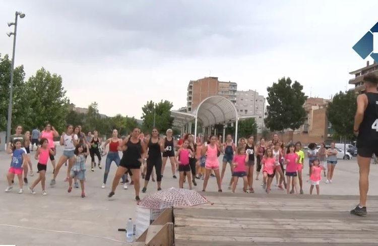 Classes gratuïtes de zumba tots els dimarts d'estiu a Balaguer